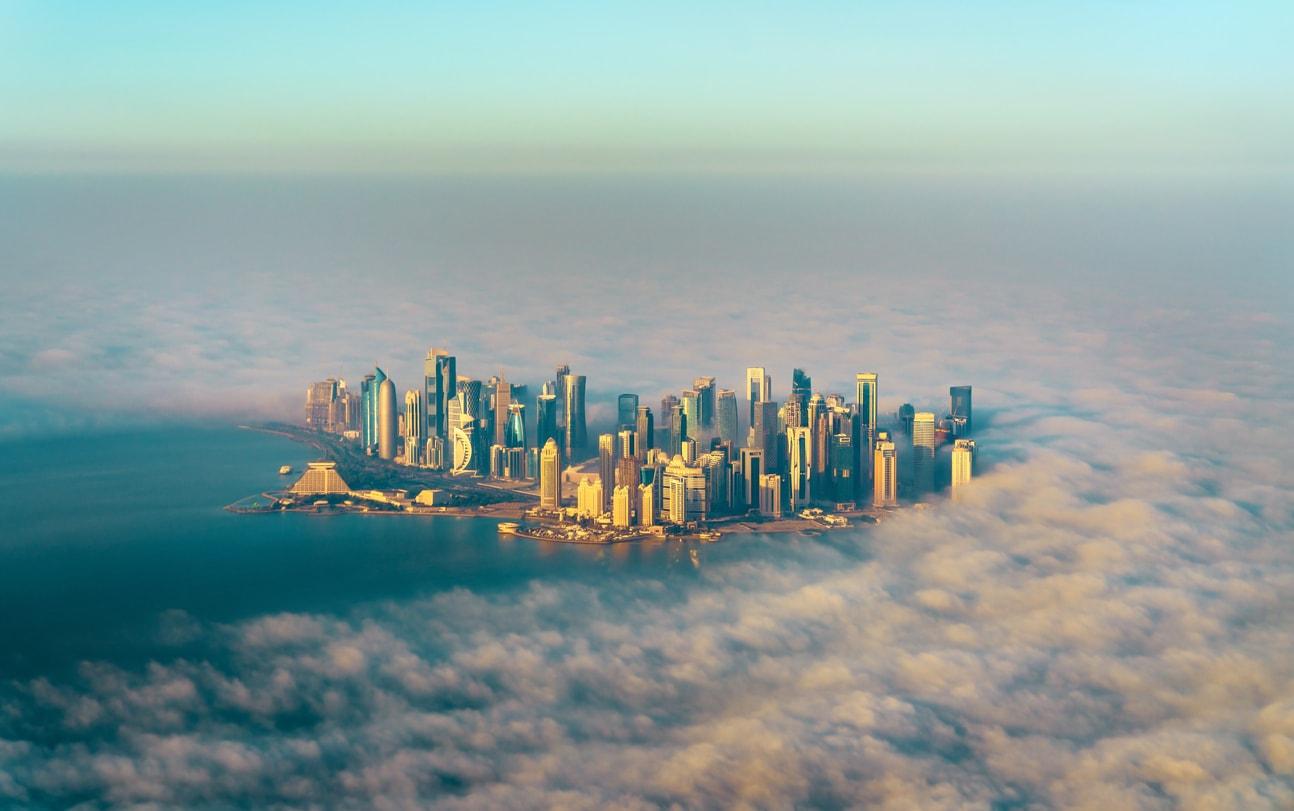Doha şehri