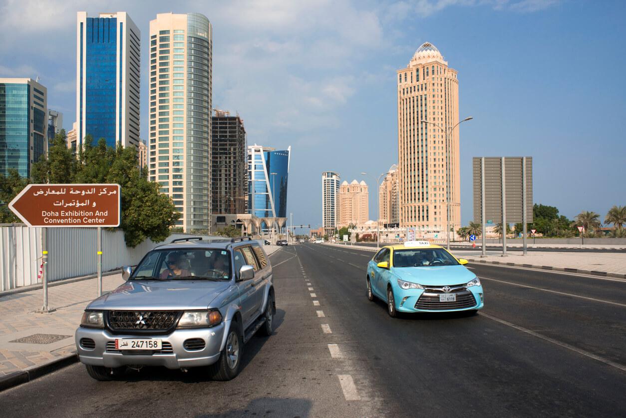 Doha taksileri şehir içi ulaşım