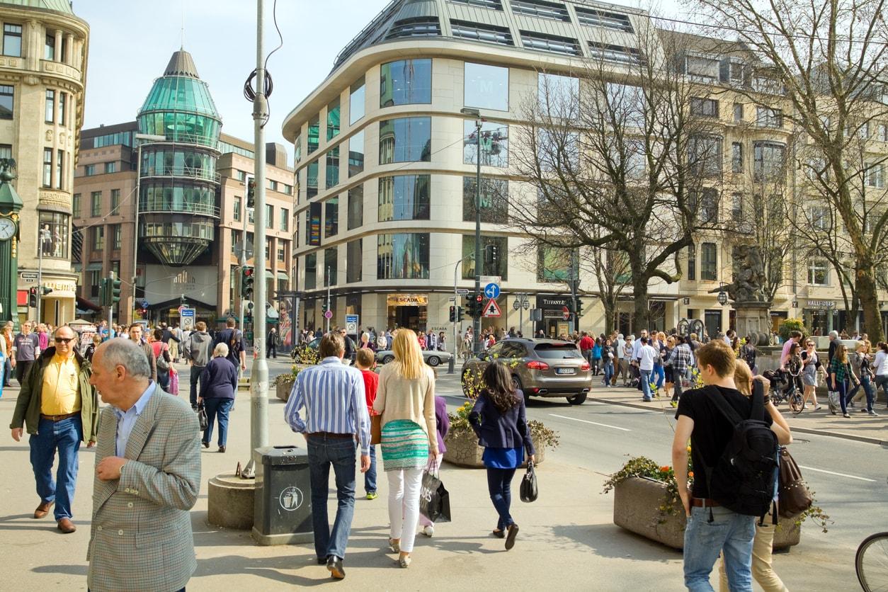 Düsseldorf ne nereden alınır