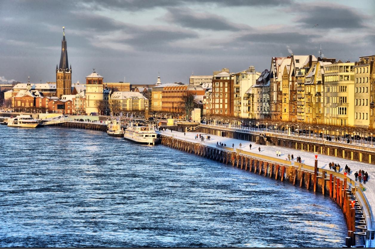 Düsseldorf ne zaman gidilir