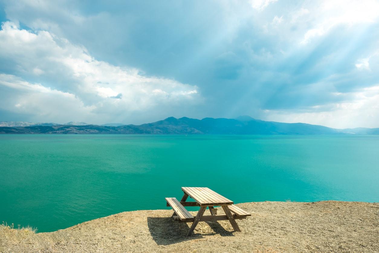 Elazığ Hazar Gölü