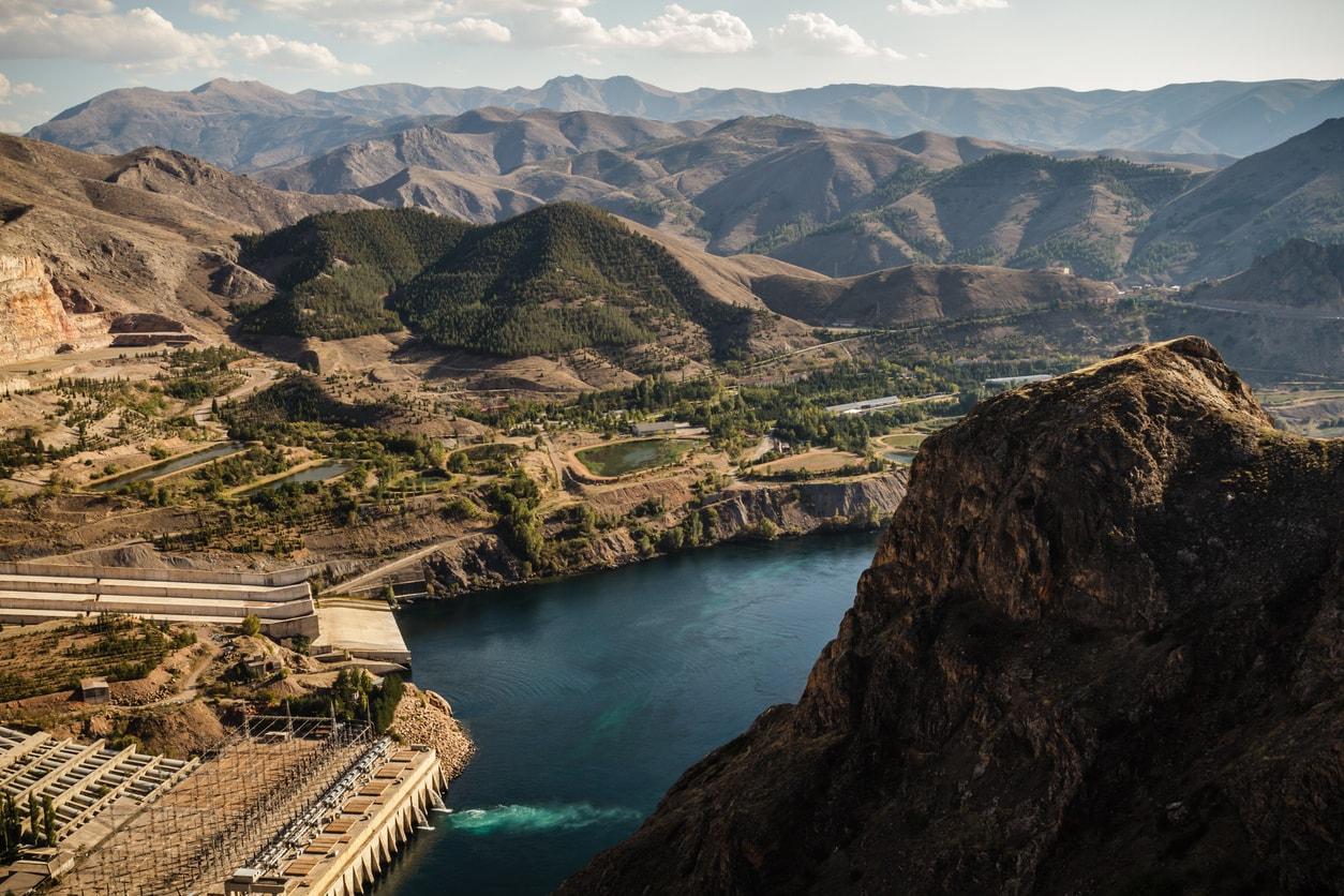 Elazığ Keban Barajı