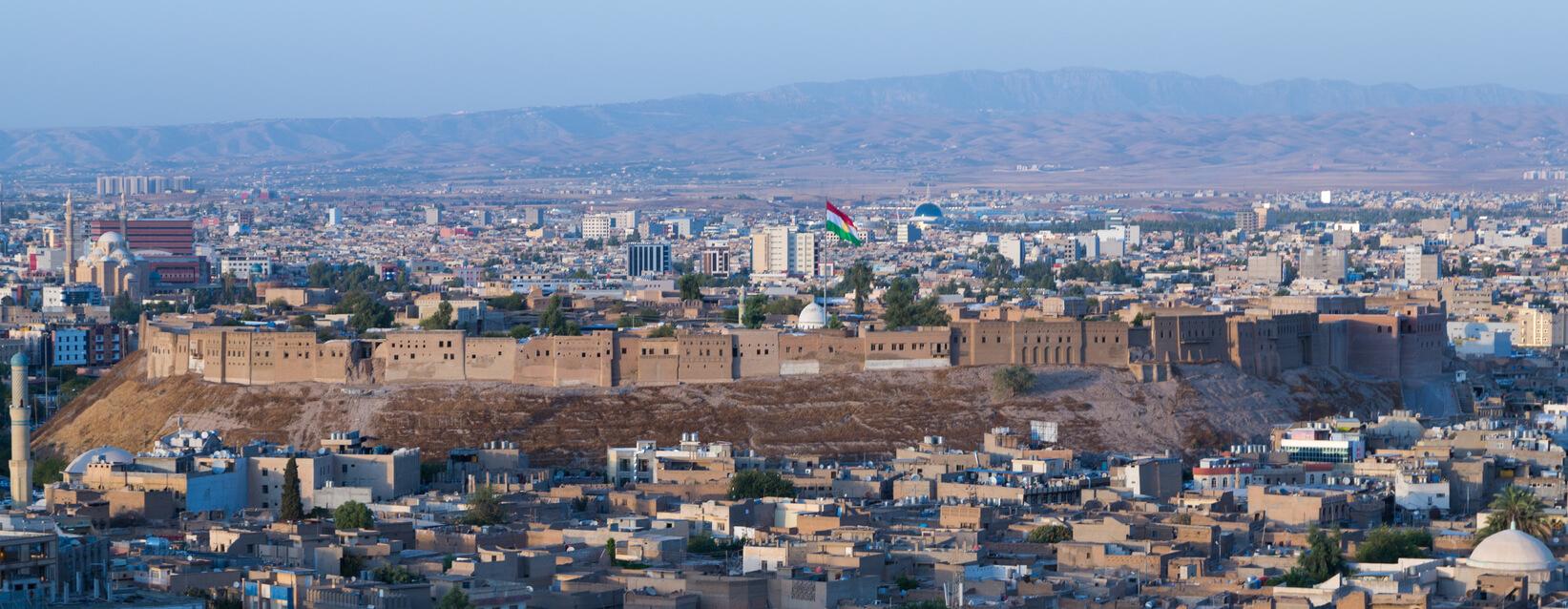 Erbil şehir gezi rehberi