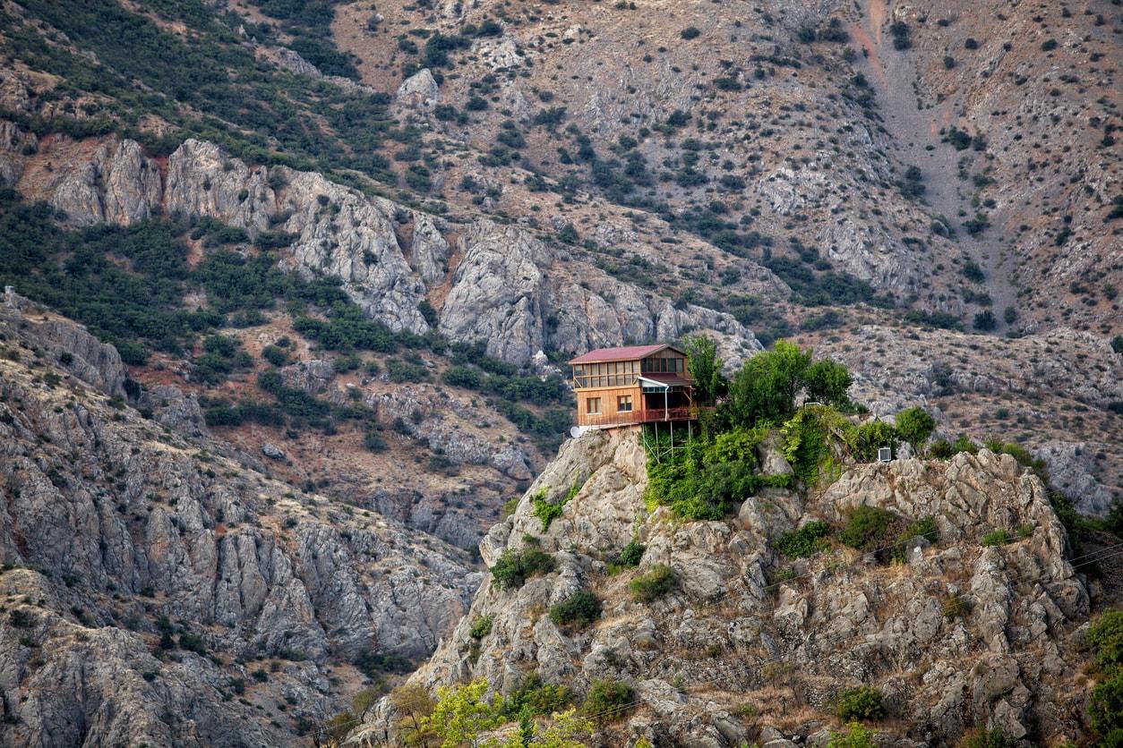 Erzincan dağ evi