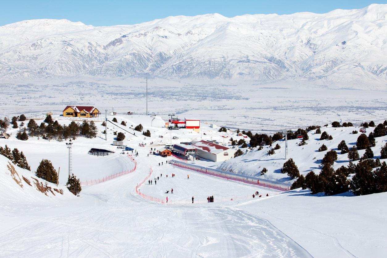 Erzincan ergan kayak merkezi