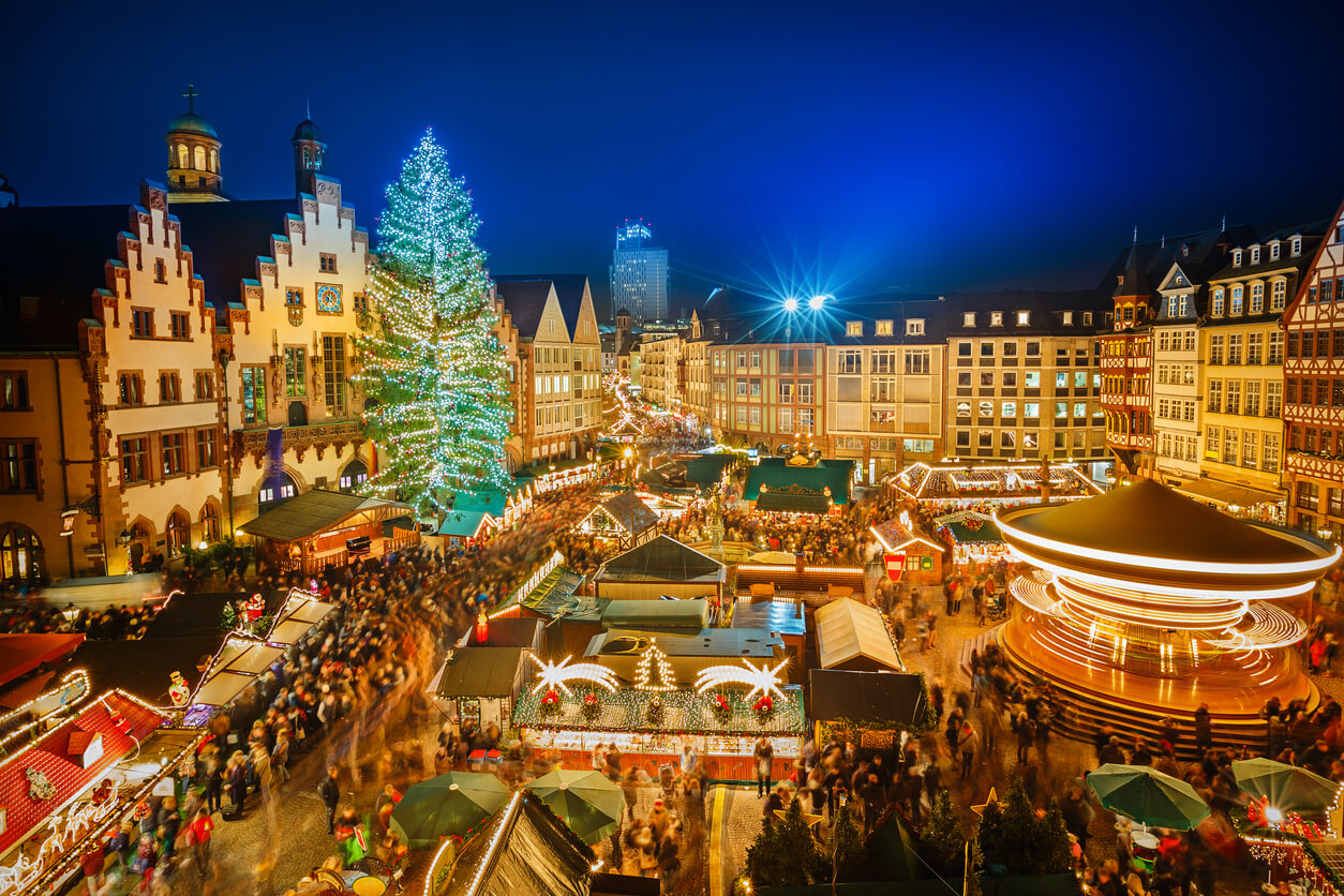 Frankfurt alışveriş