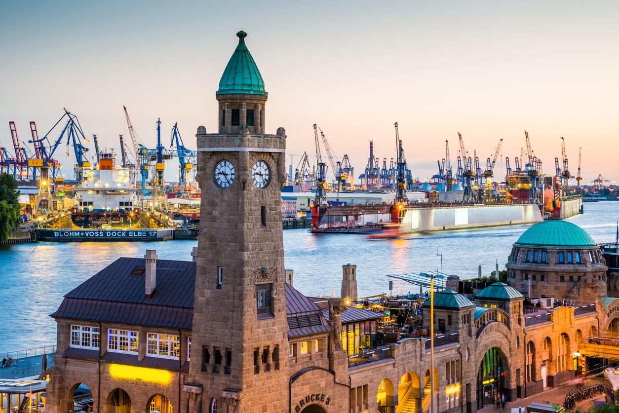Hamburg'a nasıl gidilir
