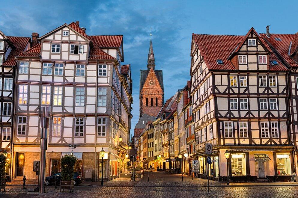 Hannover gezi rehberi