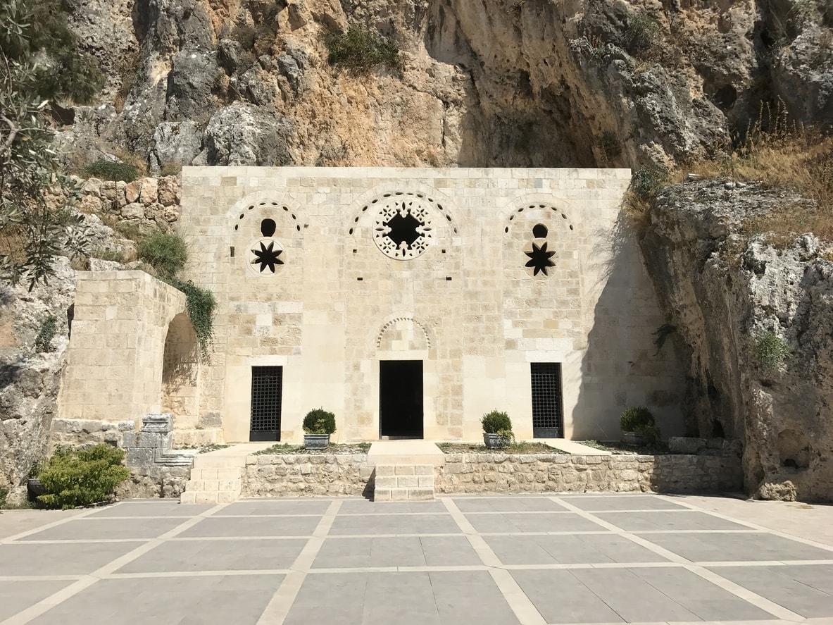 Hatay st pierre kilisesi