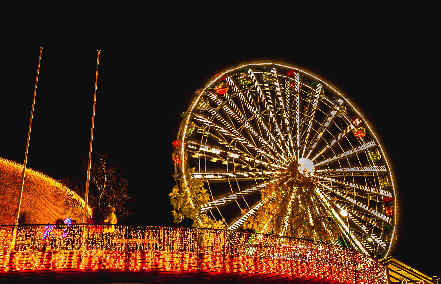 Linanmaki amusement park Helsinki