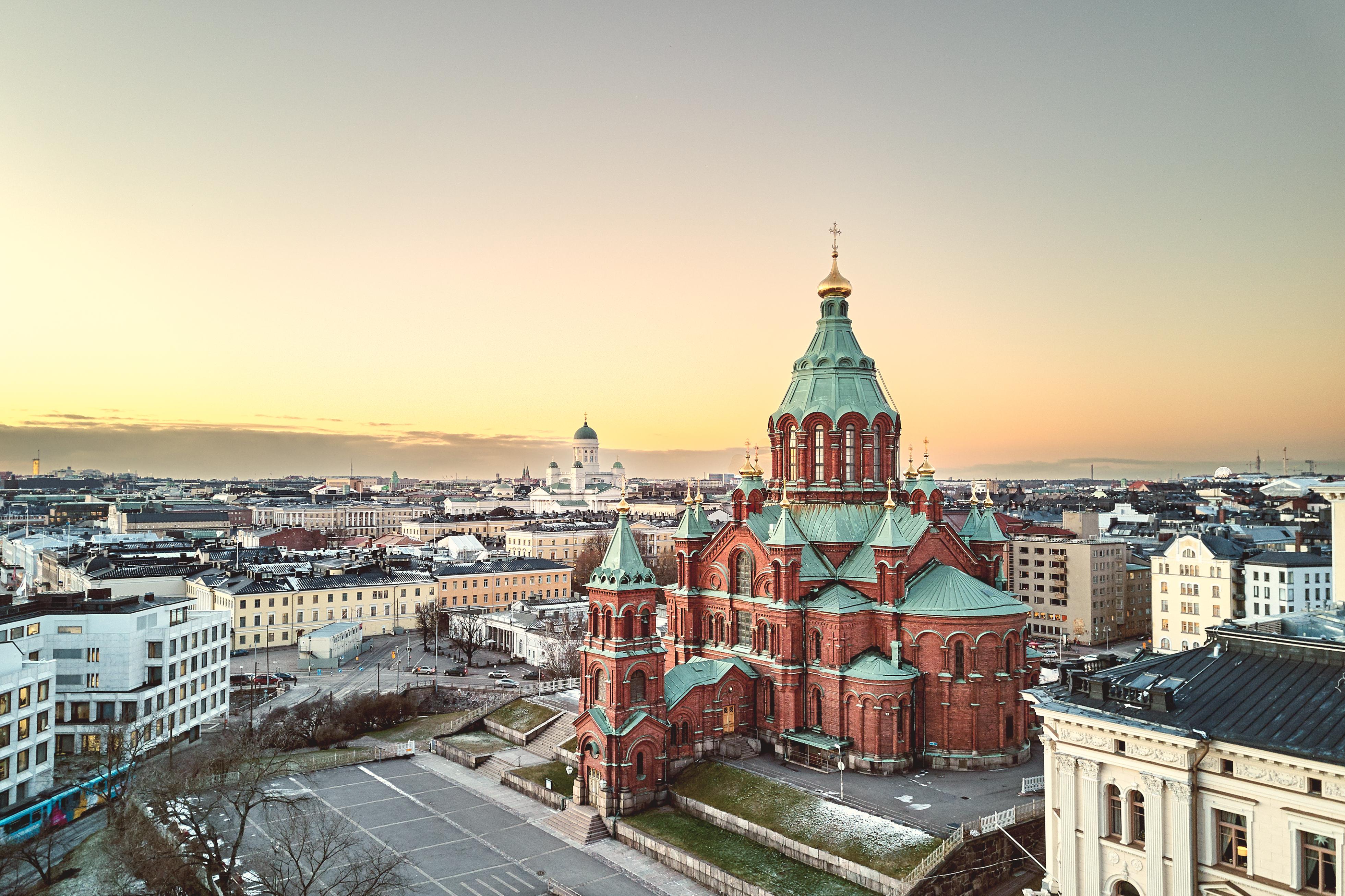 where to stay in Helsinki