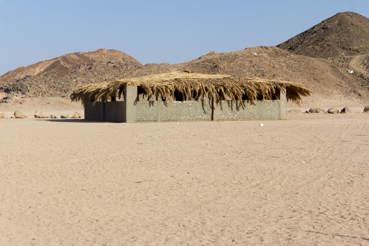 Hurghada bedevi köyü