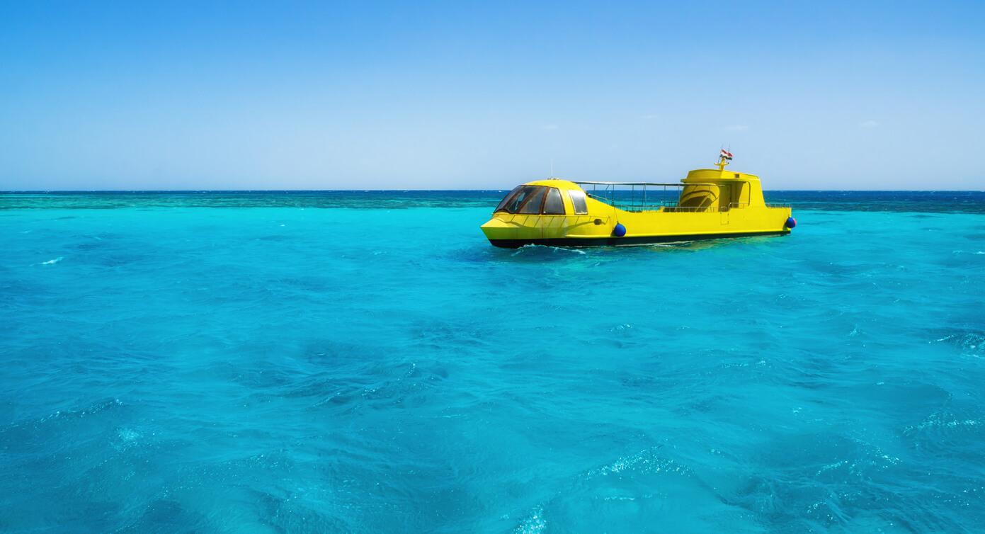 Hurghada sinbad denizaltı