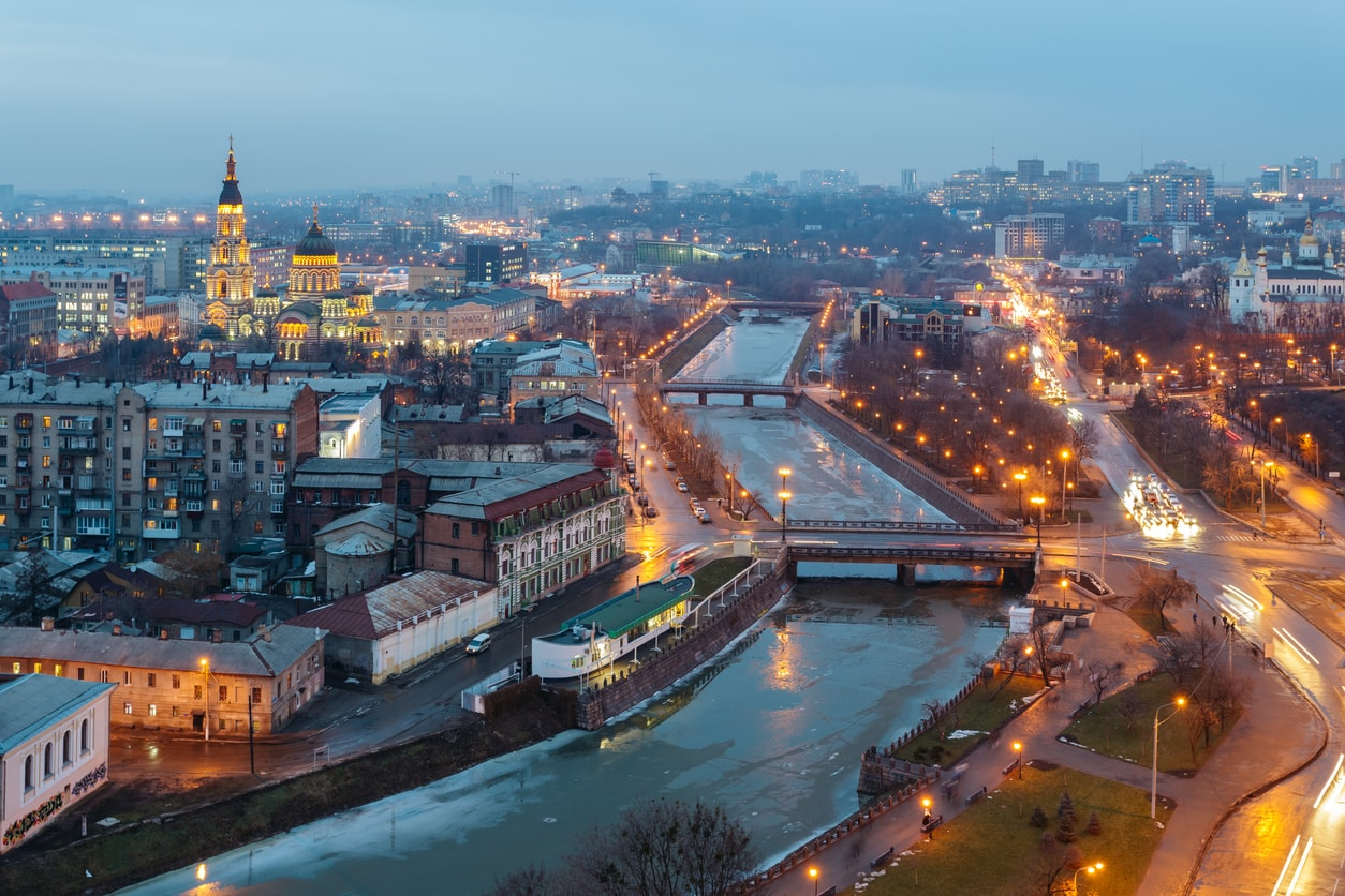 kharkiv şehir gezi rehberi