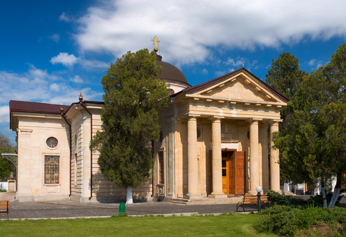 Saint Catherina Cathedral Kherson