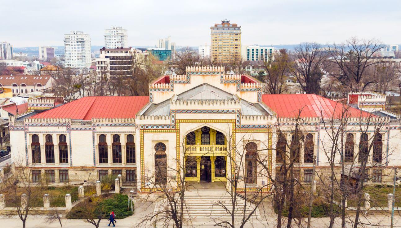 Kişinev Etnografya müzesi