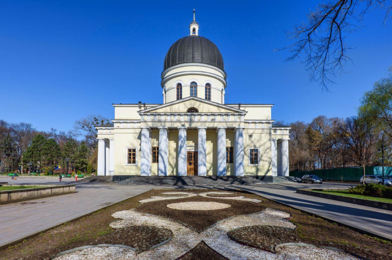 Nativity Katedrali Kişinev