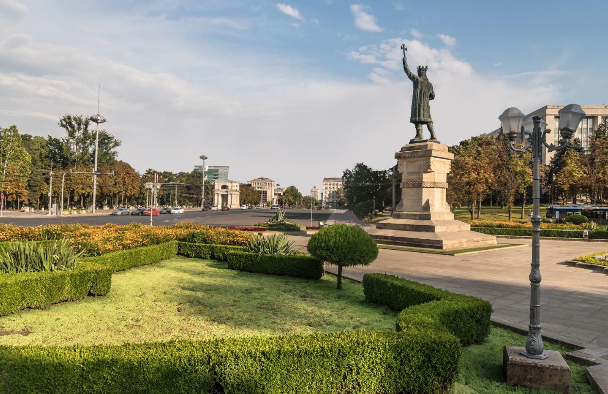 Stefan Cel Mare Anıtı