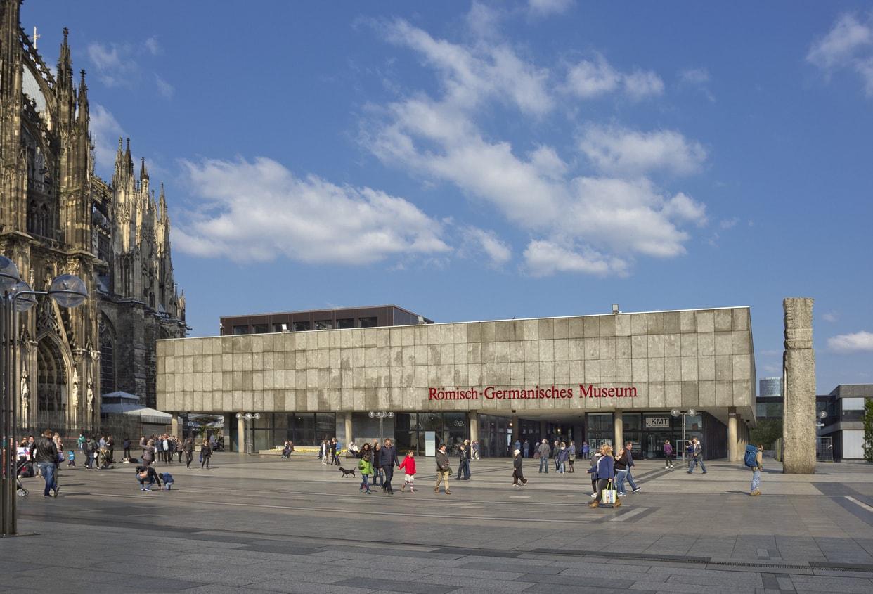 Köln roman germanic müzesi