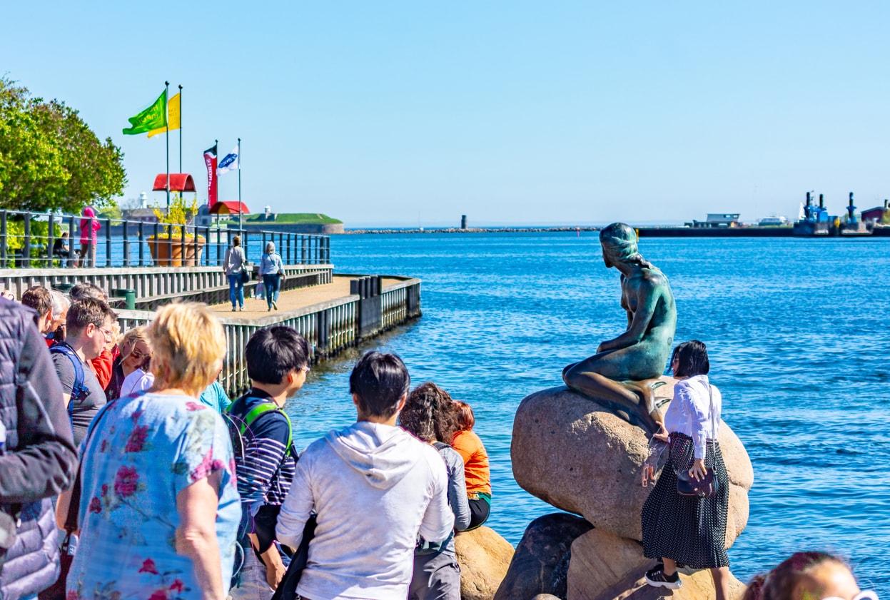 Kopenhag küçük denizkızı