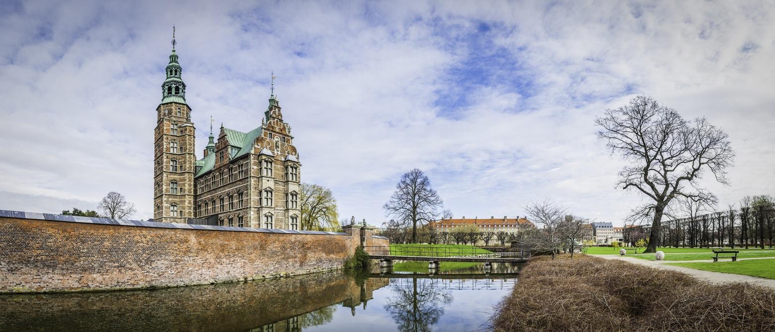 Kopenhag rosenborg kalesi