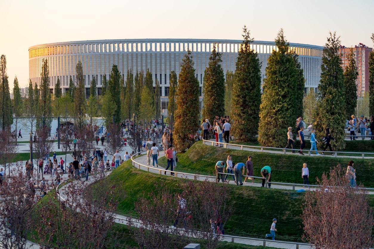 Krasnodar stadyum