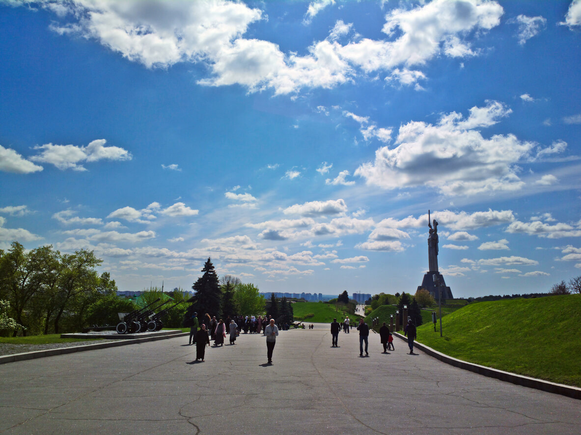 kyiv ikinci dünya savaşı müzesi