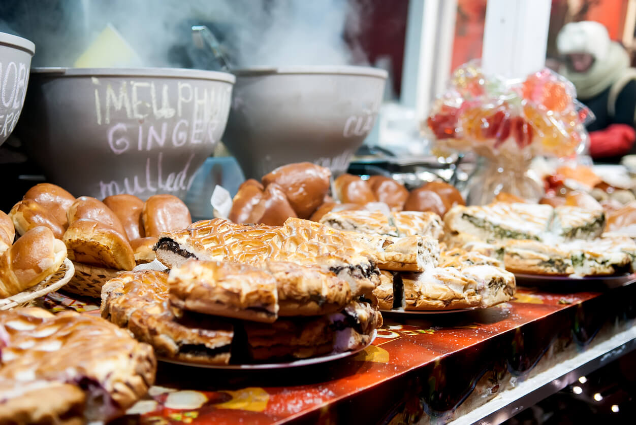 what to eat in Kyiv