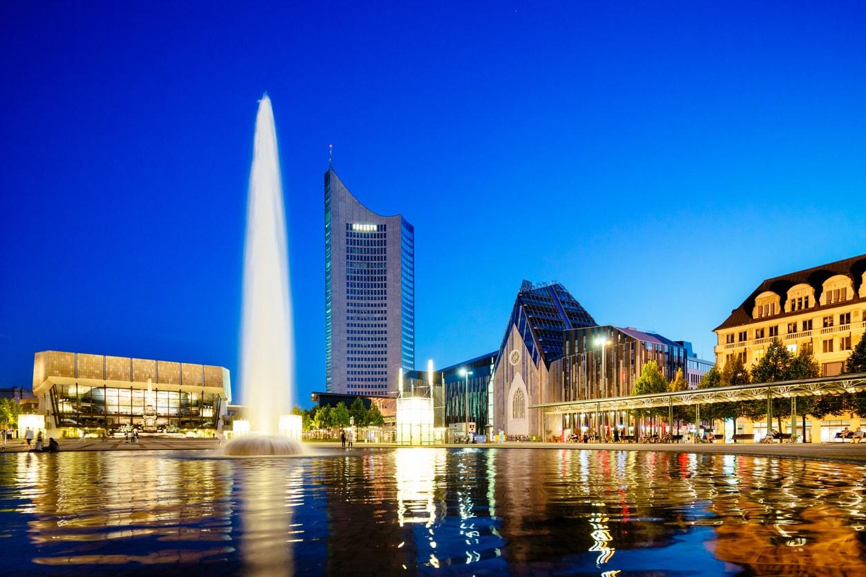 Leipzig şehir gezi rehberi