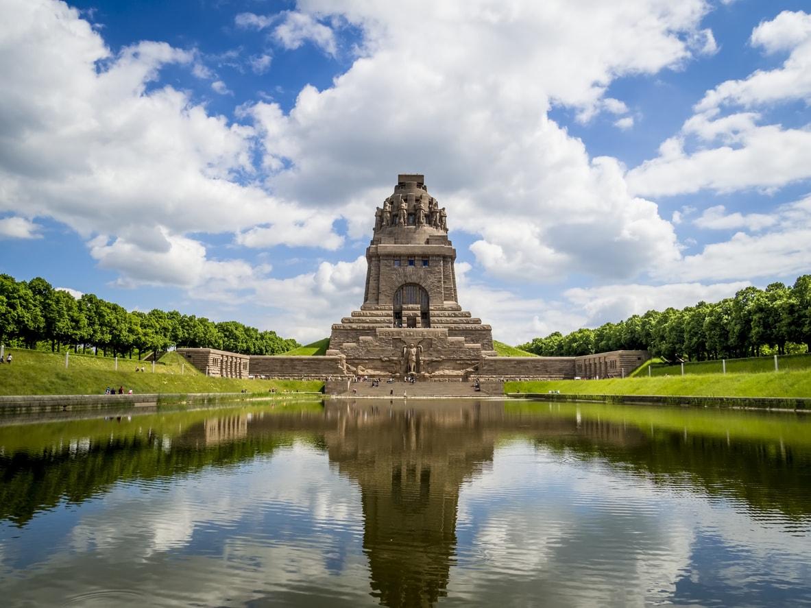 Leipzig Battle of Nations Anıtı