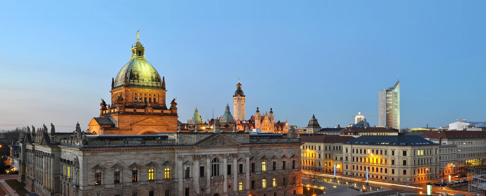 Leipzig otelleri nerede kalınır