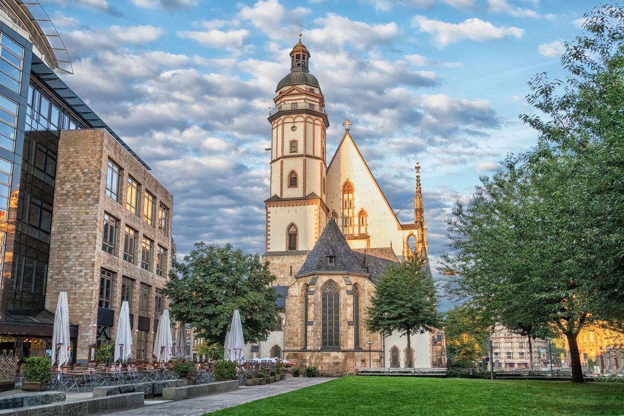 Leipzig aziz thomas kilisesi