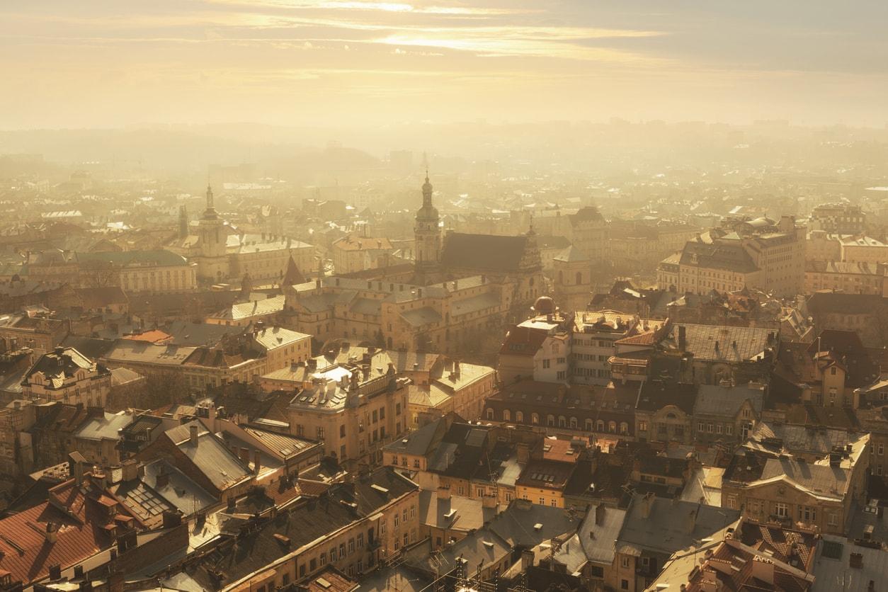 Lviv şehir gezi rehberi