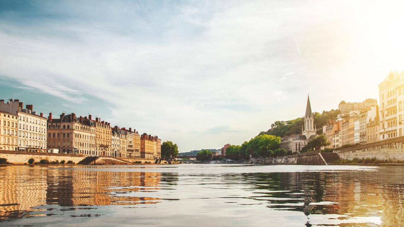 Lyon nehri