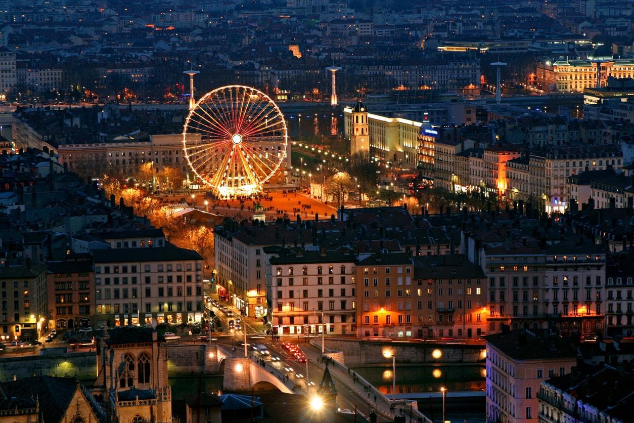 Lyon gece hayatı