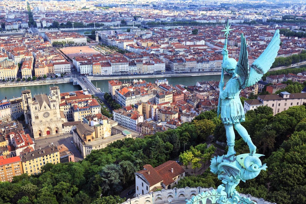 Lyon şehir gezi rehberi