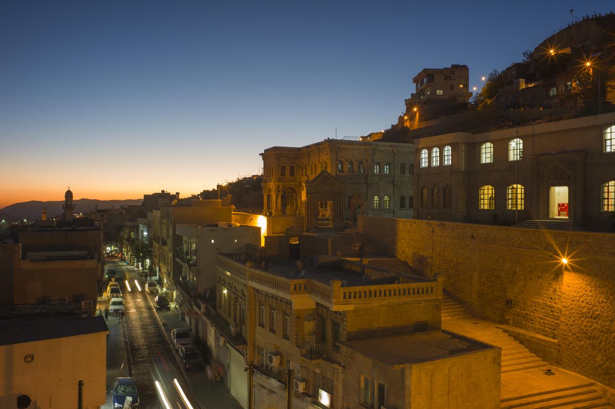 Mardin gece hayatı
