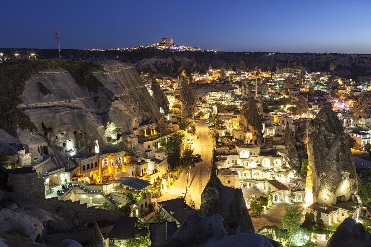 Nevşehir Gece Hayatı
