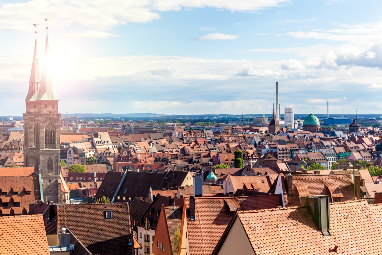 nürnberg şehri