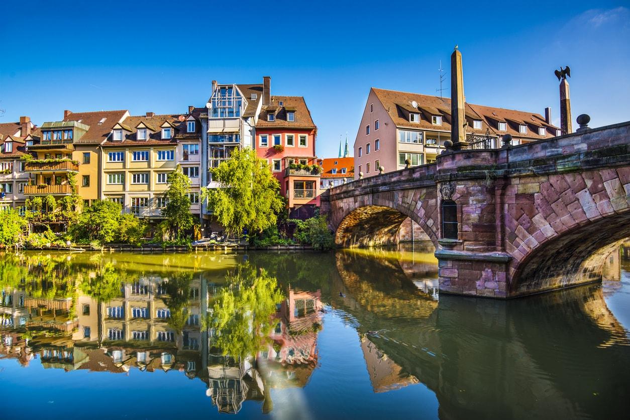 Nürnberg nerede kalınır