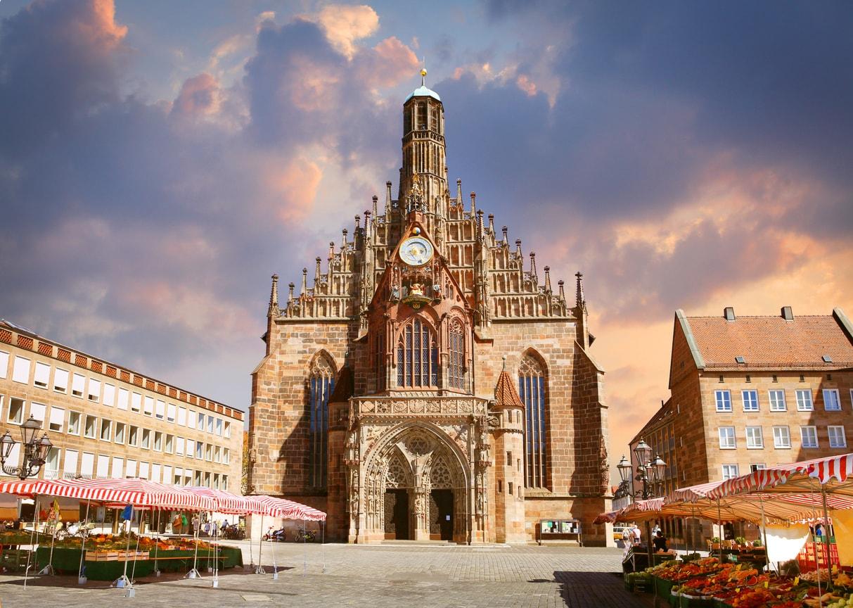 Nürnberg kilisesi