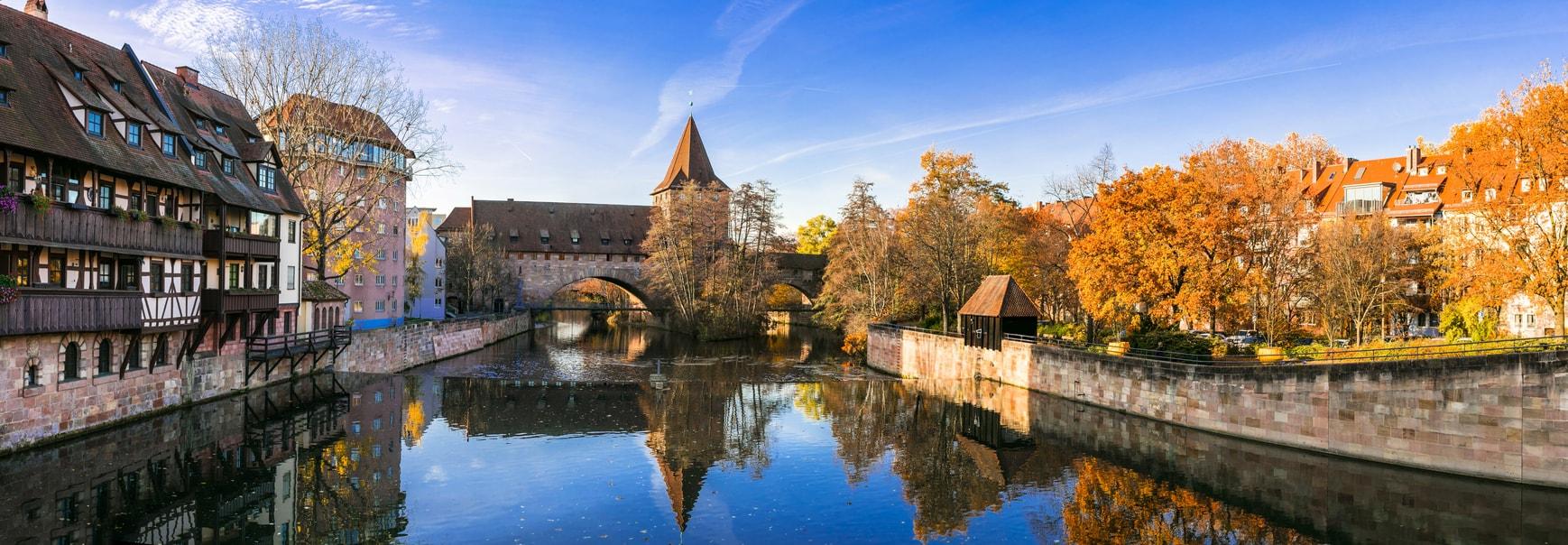 Nürnberg nehir