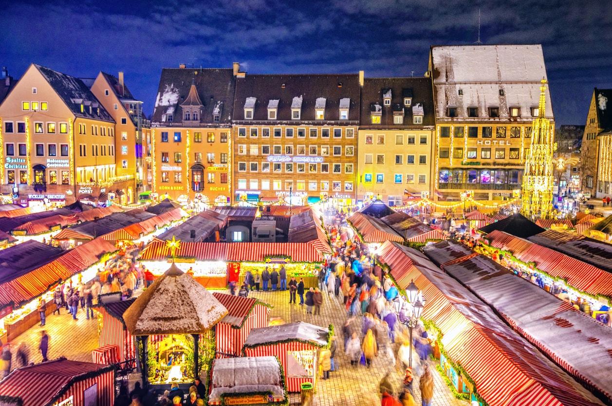 Nürnberg alışveriş