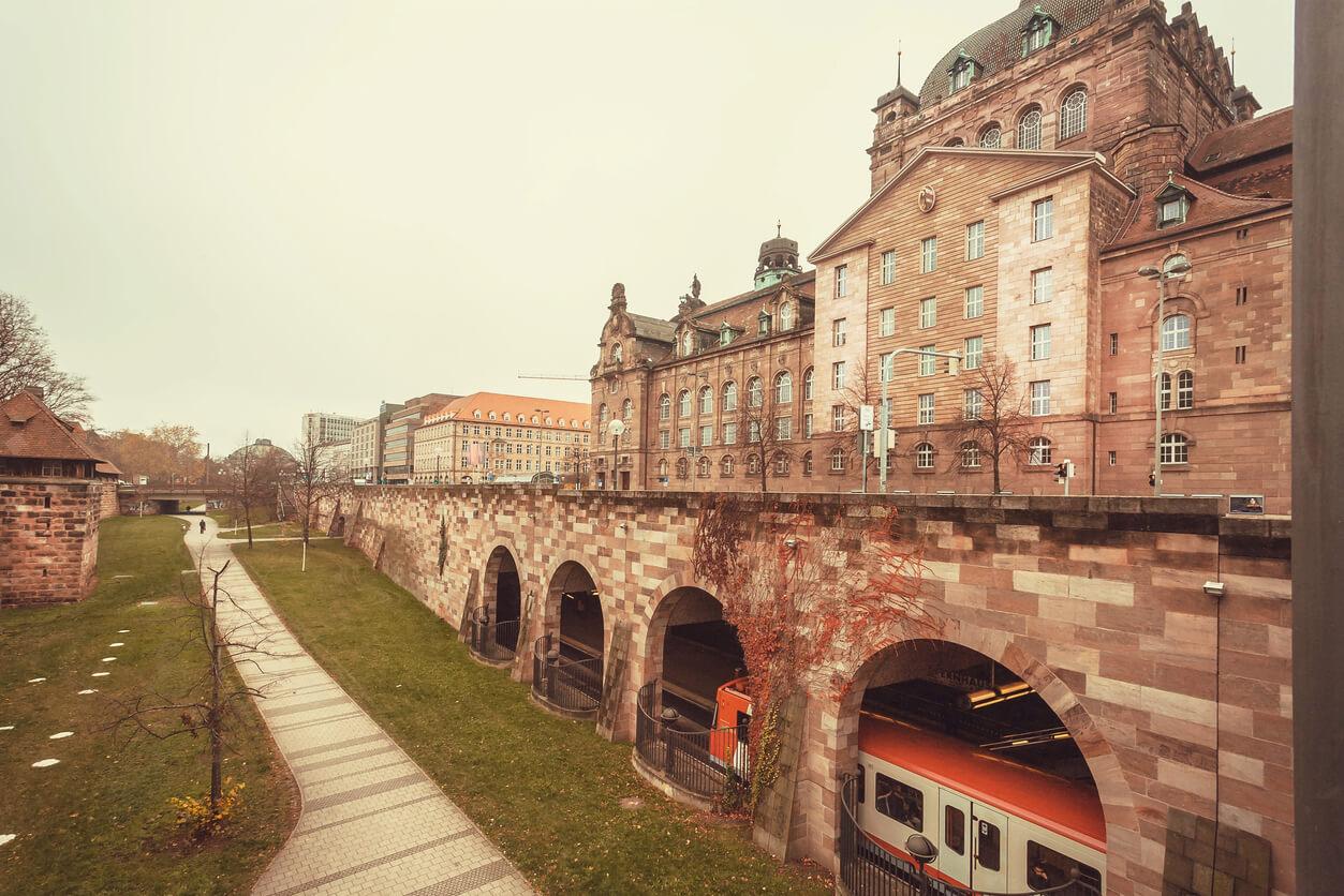 Nürnberg şehir içi ulaşım