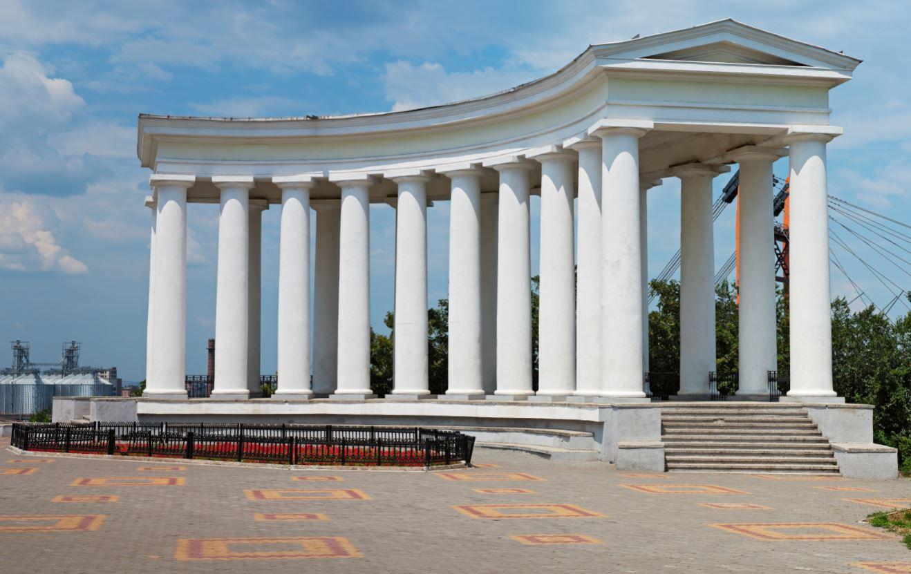 Belvedere Columns Odessa