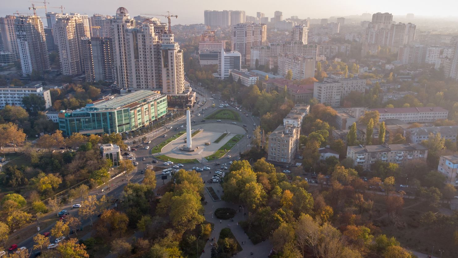 best time to visit Odessa