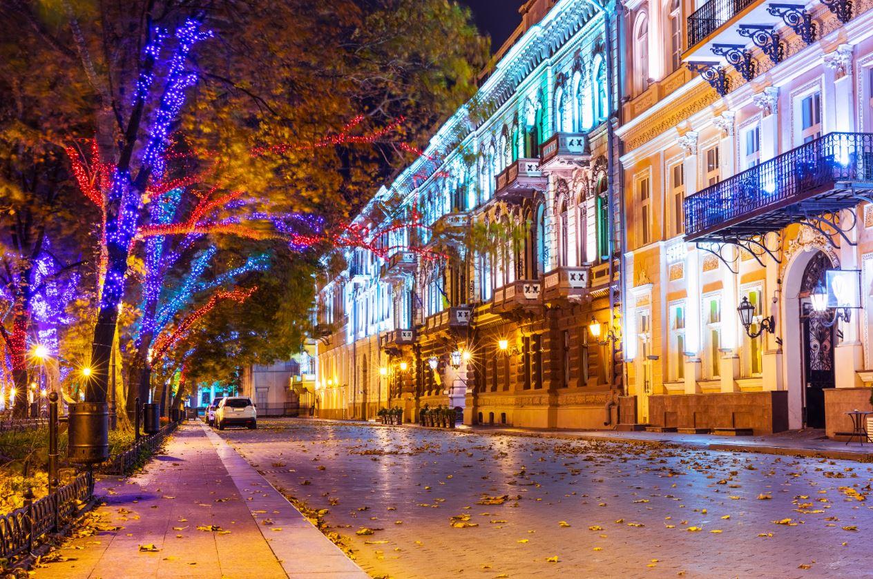 nightlife in Odesa