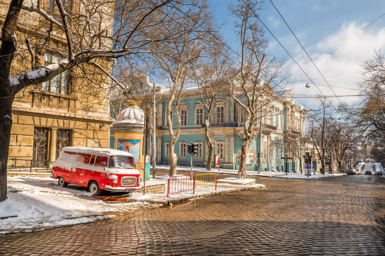 where to stay in Odessa