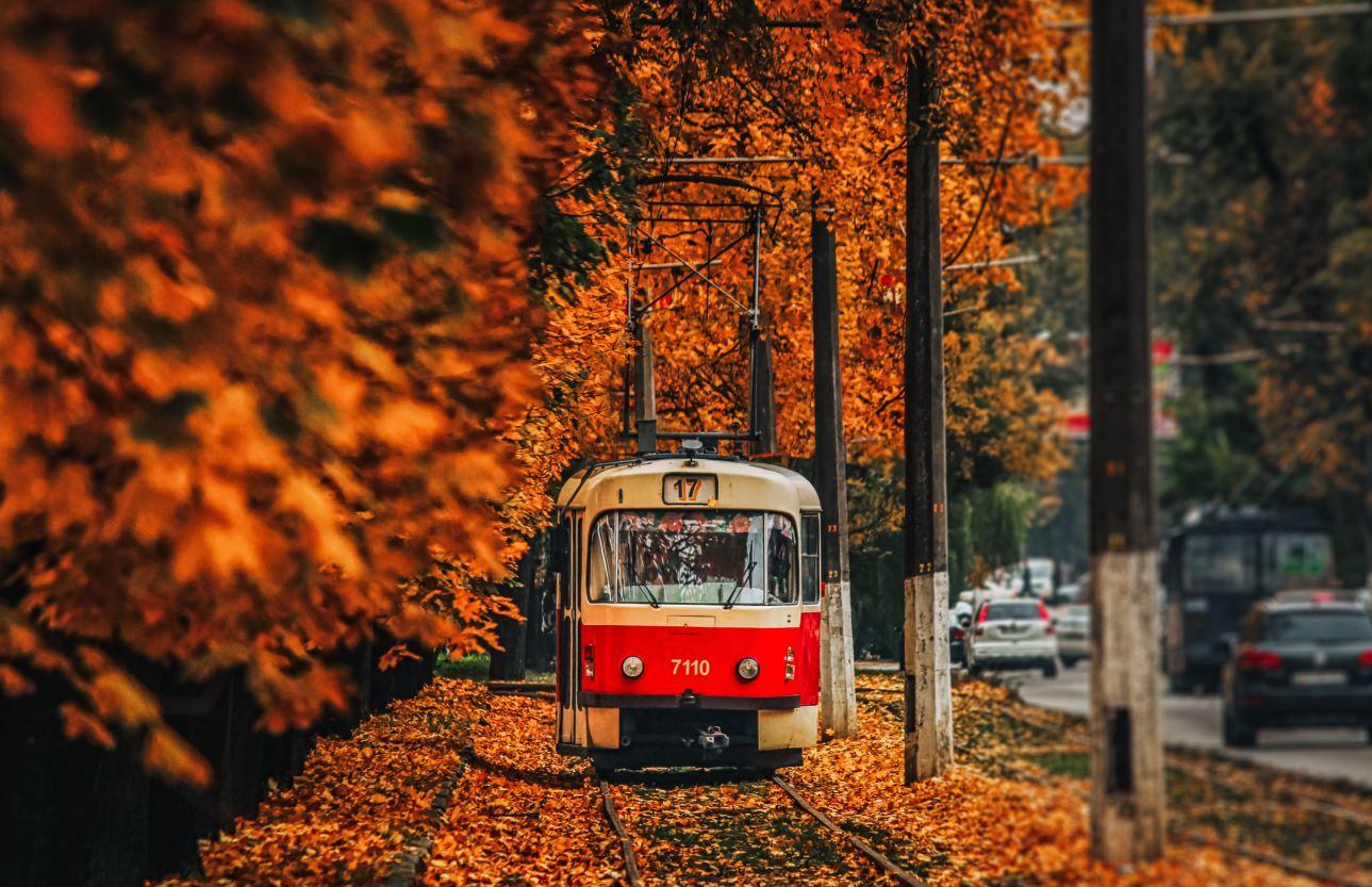 public transport in Odessa