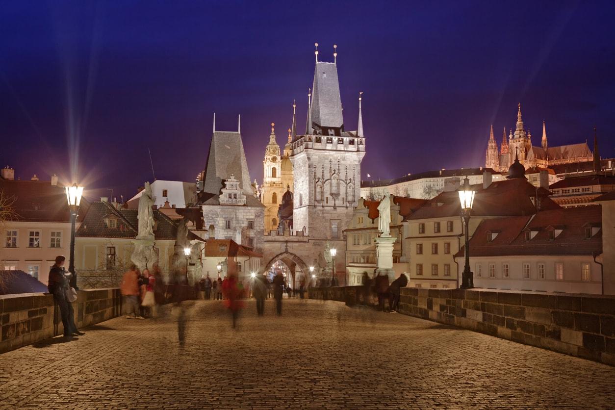Prague Charles Birdge